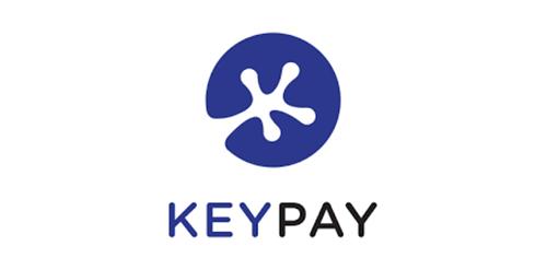 Keypay payroll software  logo